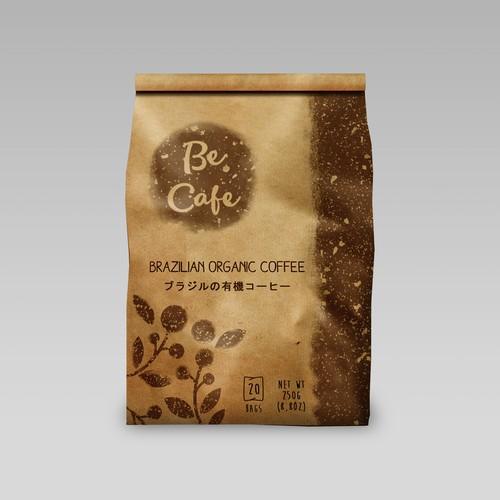 Be Café / Coffee bag