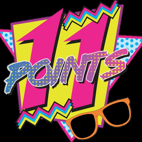 Logo for 11 Points