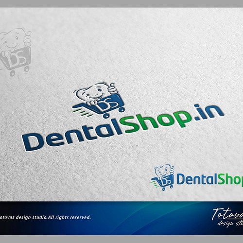 Help DentalShop.in with an exceptional new logo