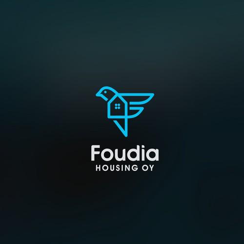 Logo concept for Foudia