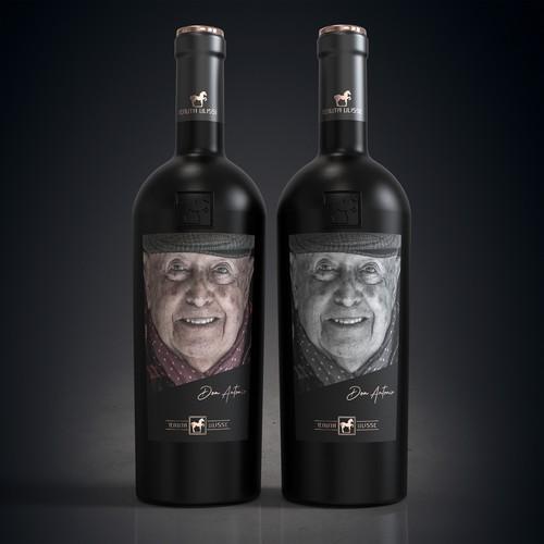 Premium Italian Red Wine
