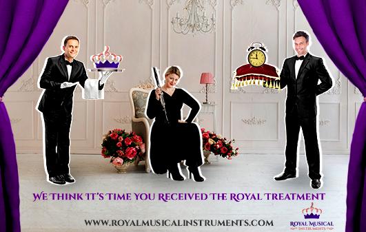 Banner for Website & variations of the Royal Logo