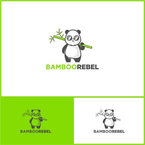 modern cool charakter logo