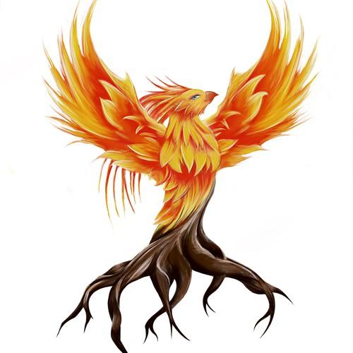 Phoenix Tatto design conception