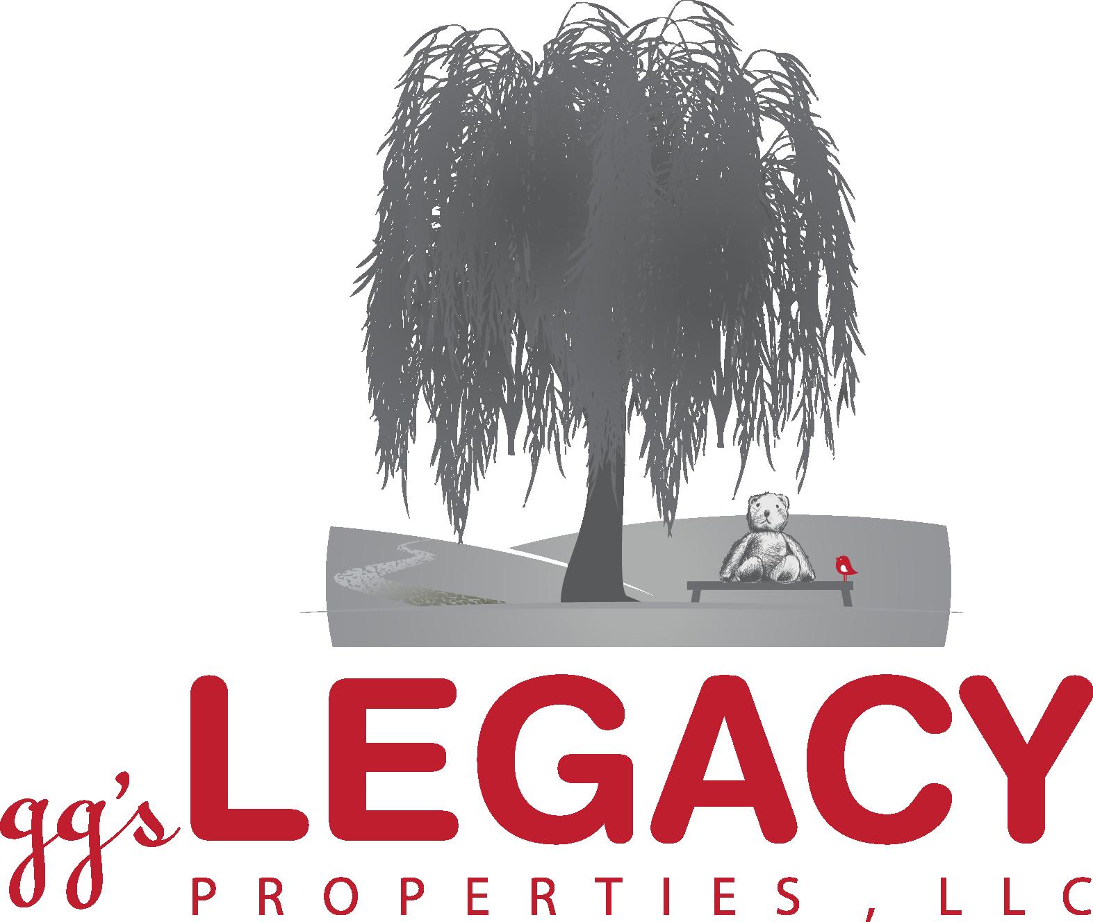 gg's Legacy Properties, LLC logo change
