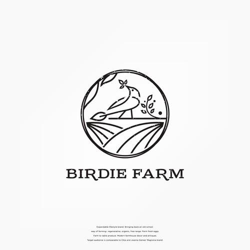 Birdie Farm Logo