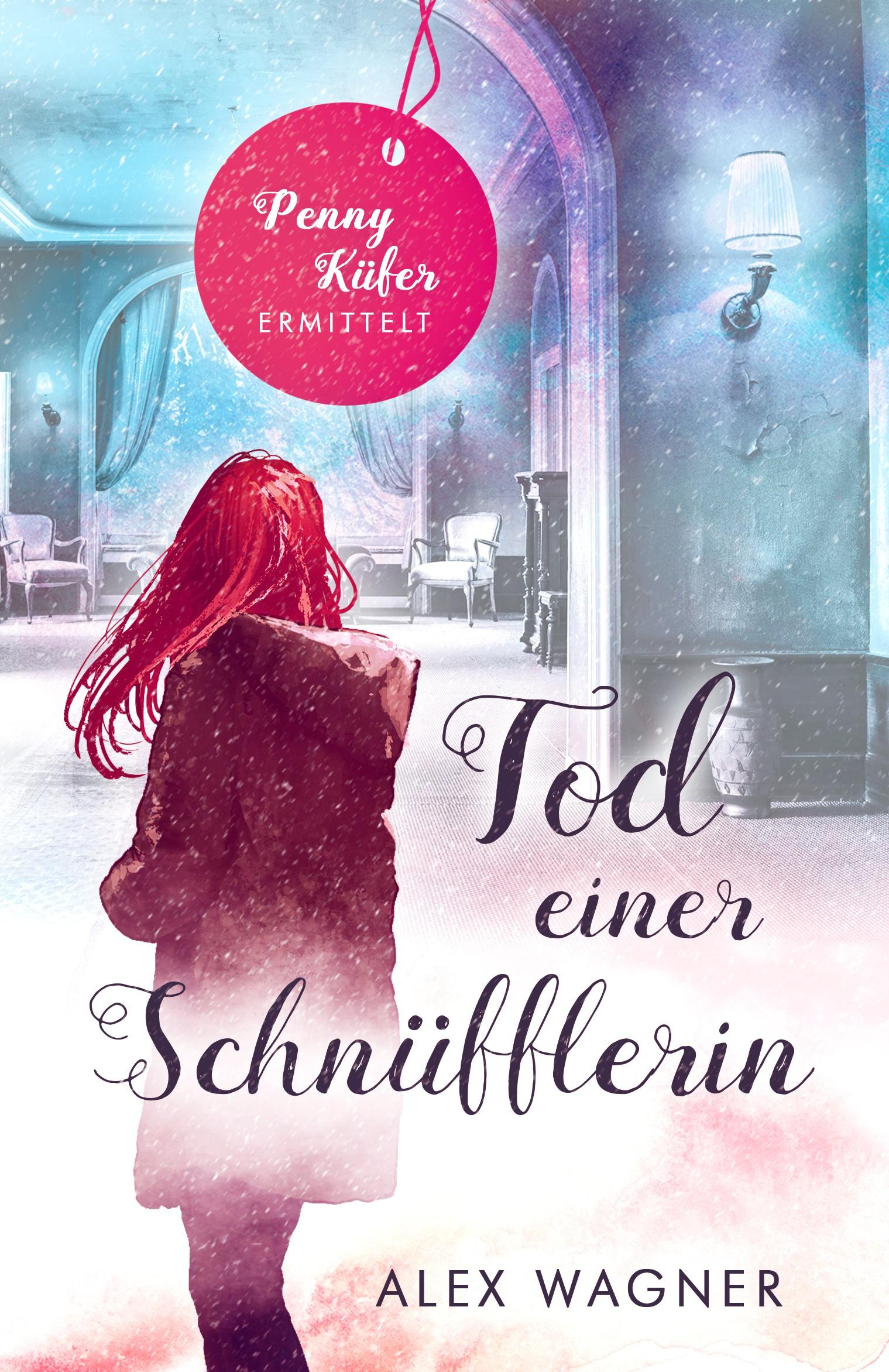 "Ebook + Pocketbook Cover for ""Tod einer Schnüfflerin"" (Penny Küfer 2)"
