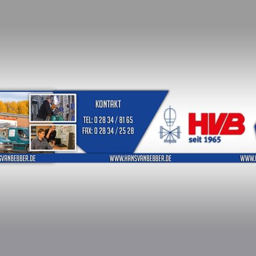 YT Banner for HVB Company