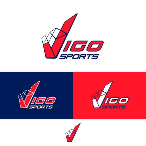 Logo concept for Premium Sport Brand