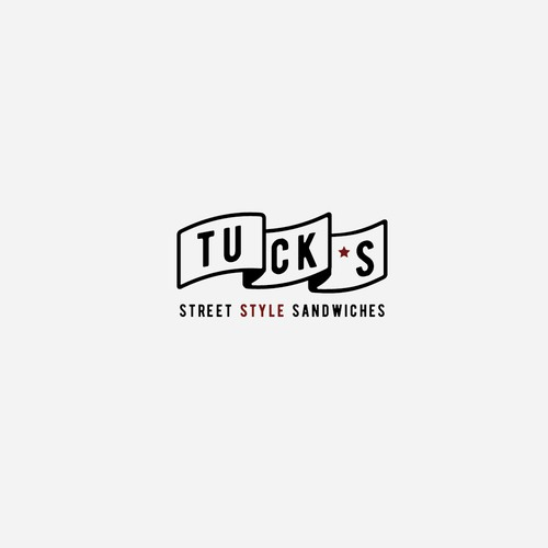 bold logo for sandwich shop