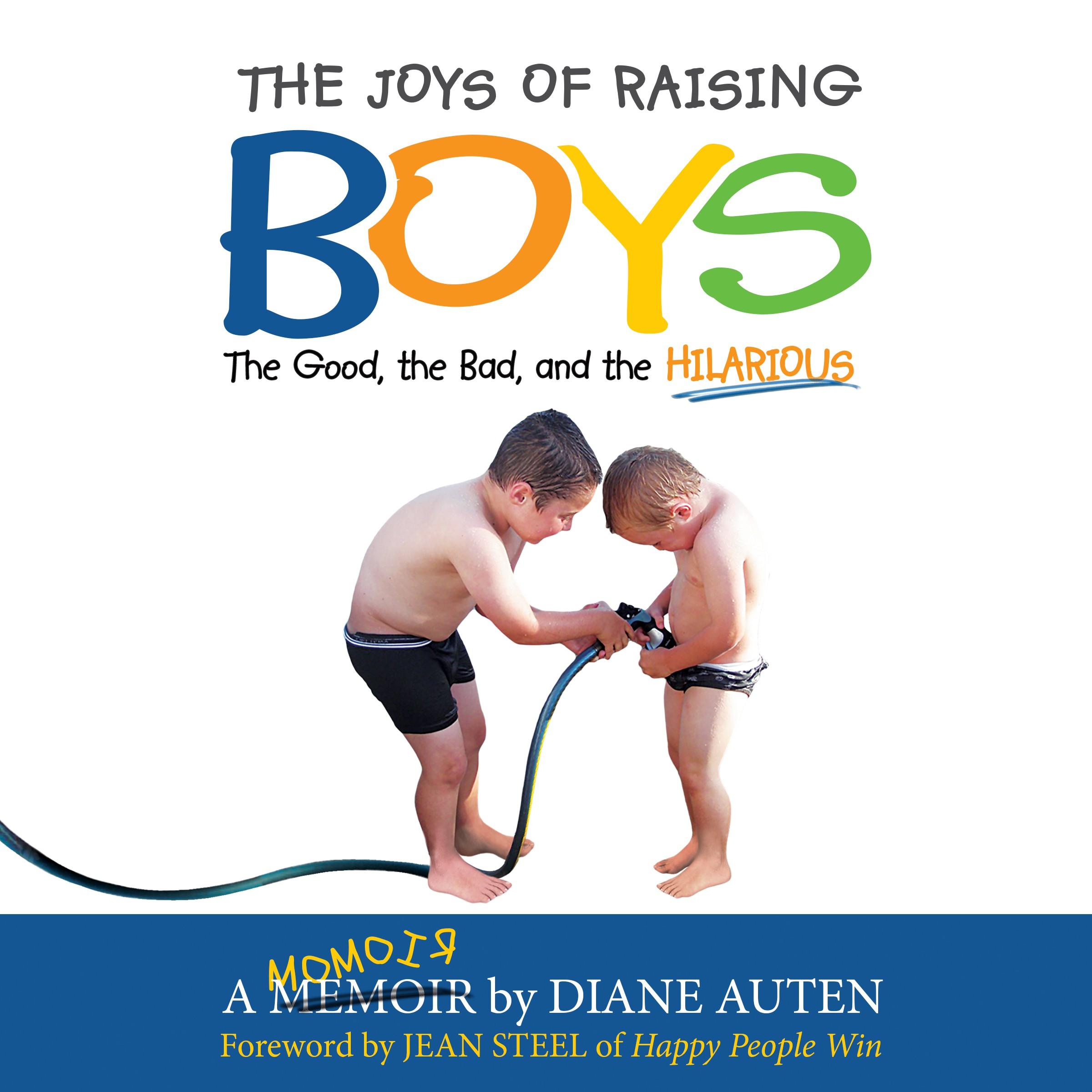 Funny Nonfiction Book about Raising Boys
