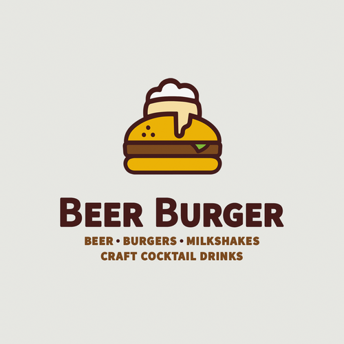 Beer Burger logo