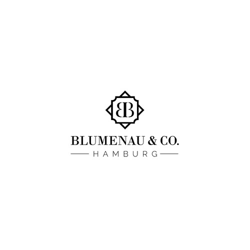 Luxurious Logo for a watch manufacture
