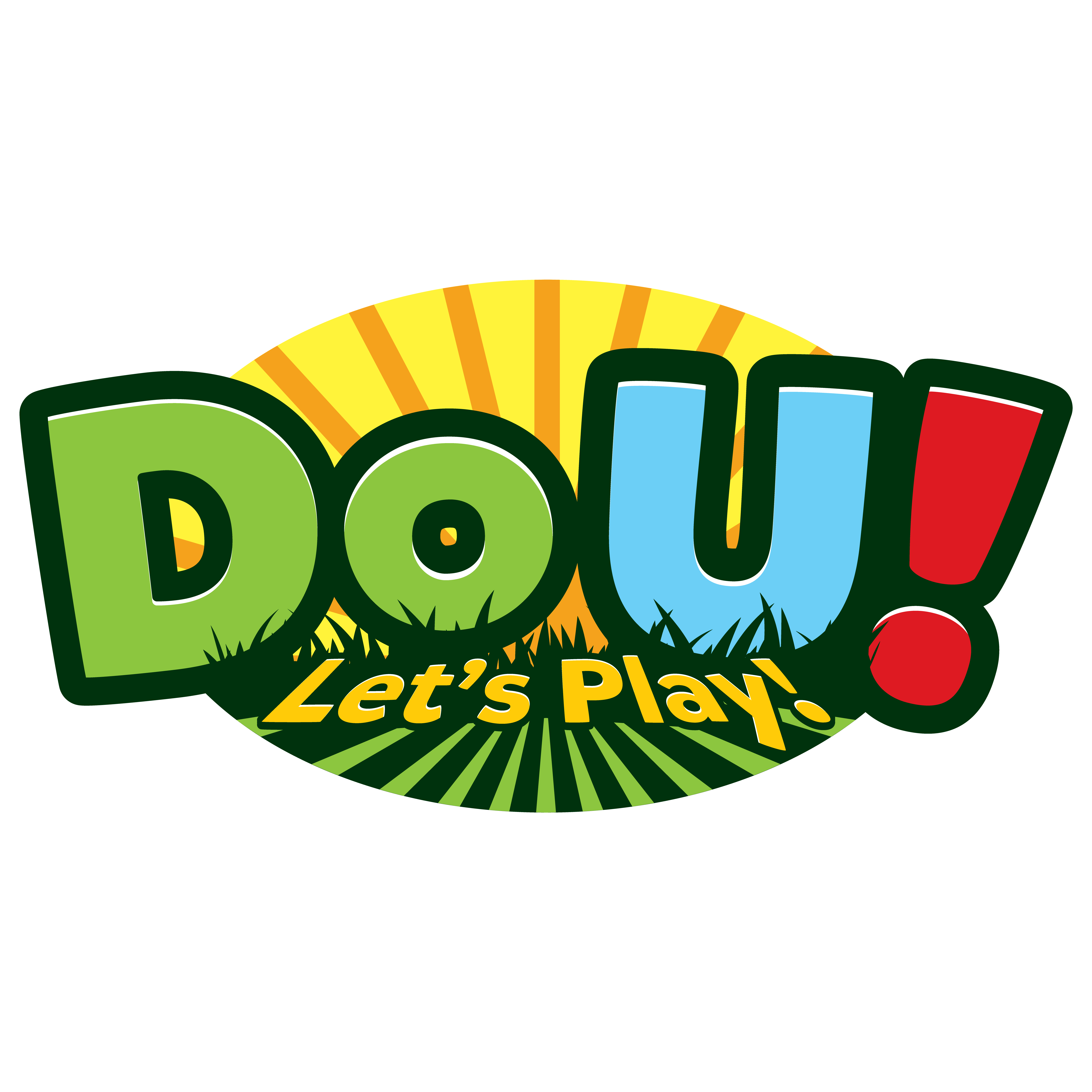 "Create Playful design for ""Do U! Let's Play!"