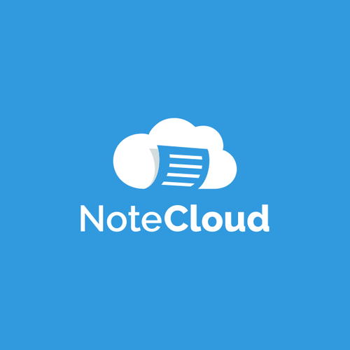 Logo proposal for NoteCloud