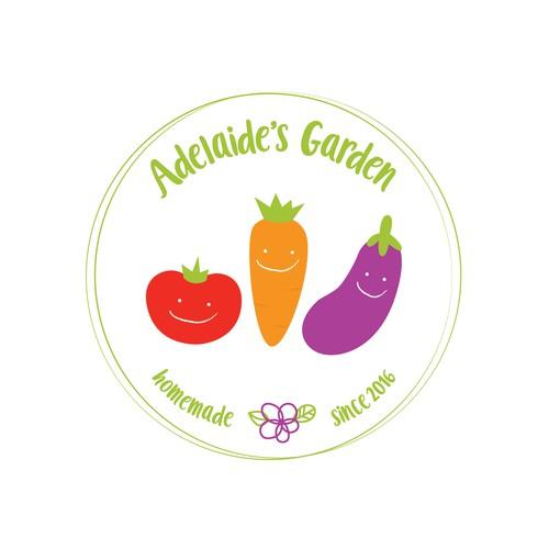 Homemade Baby Food Logo