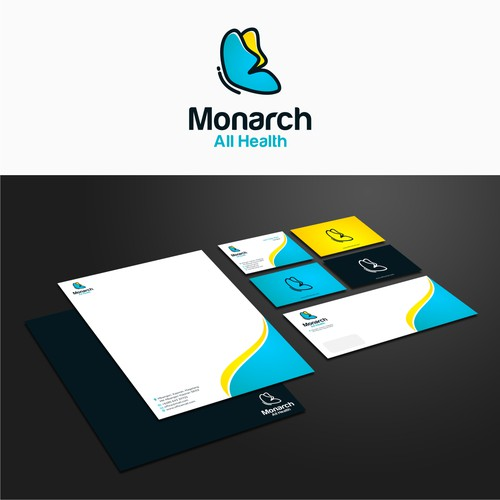 ORIGINAL LOGO Monarch All Health