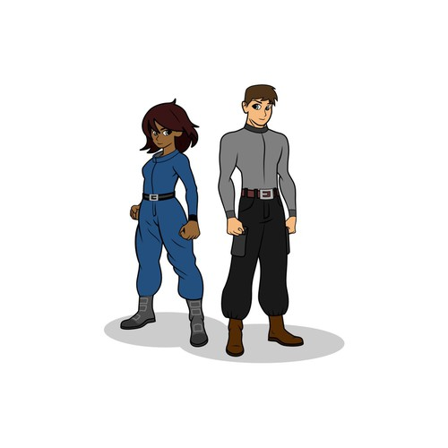 Your Mission: Bring Teen Agents to Life!