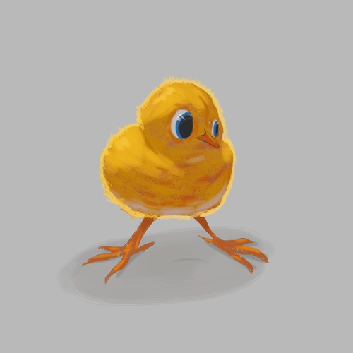 Chick for Children's Book
