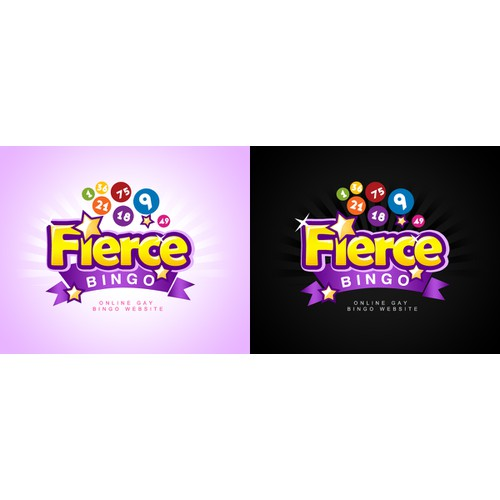 logo for Fierce Bingo