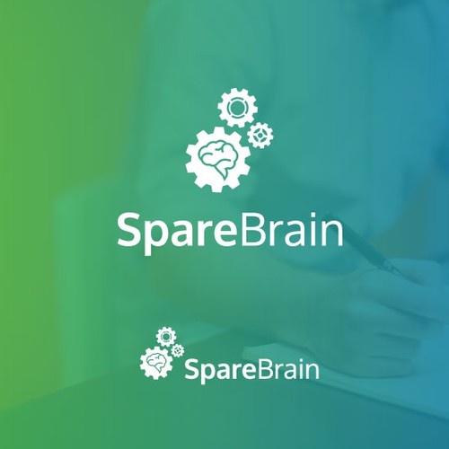 Logo concept for SpareBrain