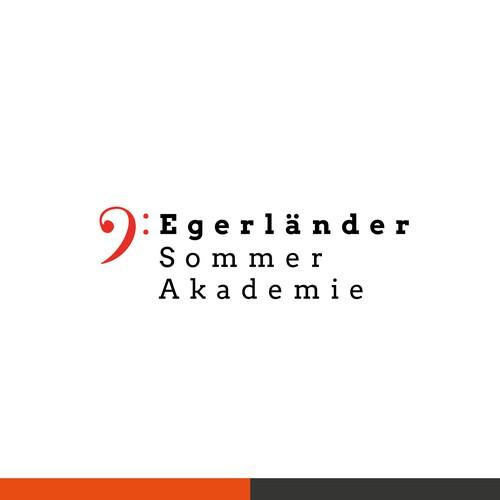 Logo Konzept Egerländer Sommerakademie