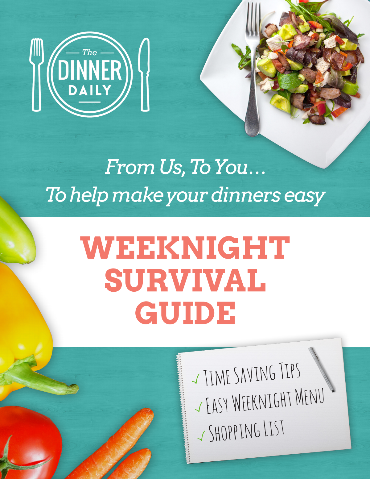 Weeknight Survival Guide