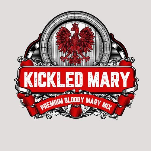 kickled mary logo