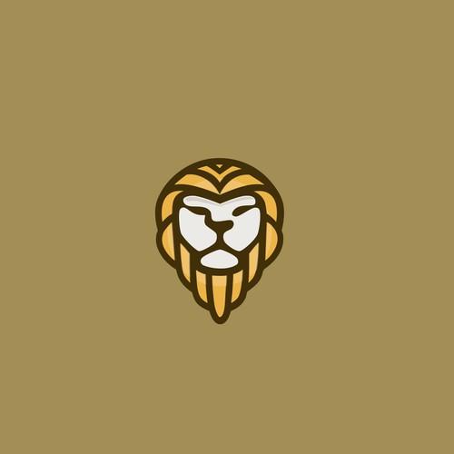Bold concept for a Lion safari