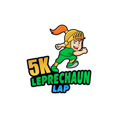 5K leprechaun lap