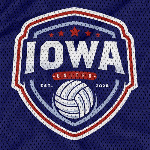 Iowa United volleyball club