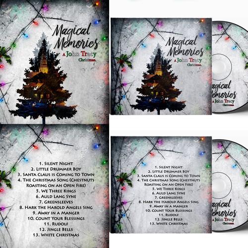 Christmas album cover !! :)