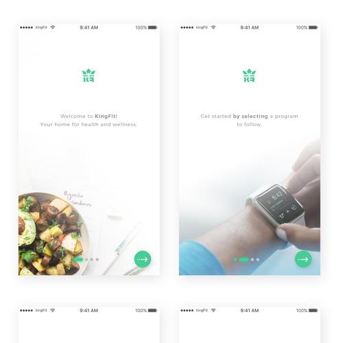 Kingfit App