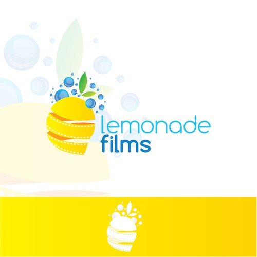 Fund, bold logo for film company