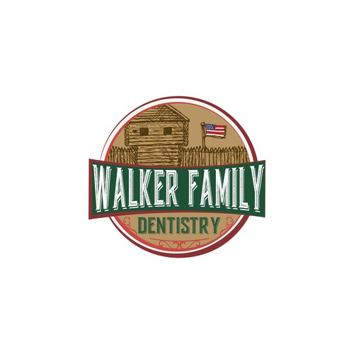 Winning design for a family dentistry
