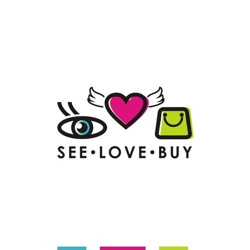 see, love, buy
