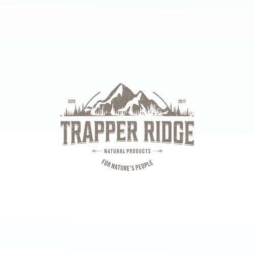 Logo for Trapper Ridge