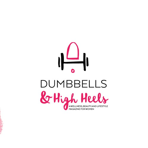 Dumbbell + high heel