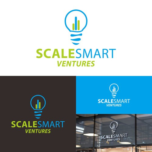 Logo design for ventures company