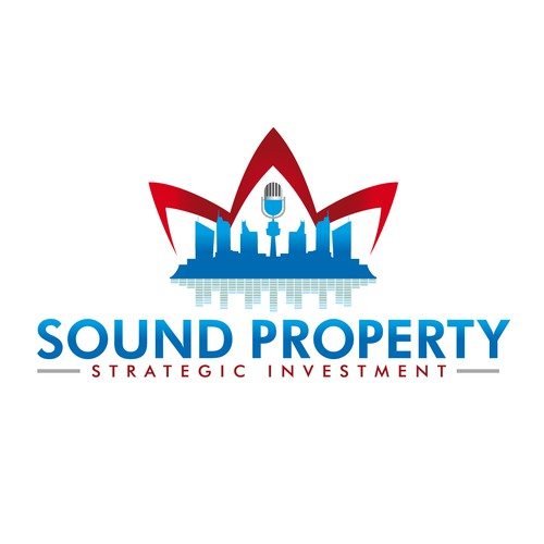 FLAIR NEEDED! Logo and business card for SOUND PROPERTY