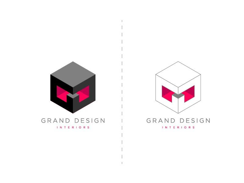 logo for Grand Design Interiors or GD Interiors