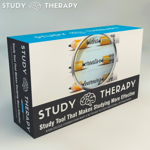 *NEW* Study Therapy College Box.