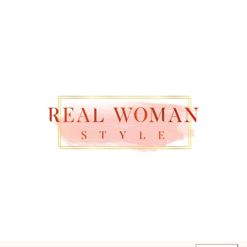 Create a logo for lifestyle and fashion blog to inspire Woman become confident and love themselves