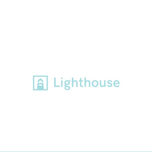 A logo concept for a boutique property development company