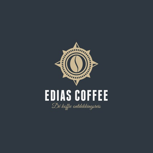 Create the logo for a new and exciting coffee startup!