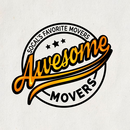 Logo for Awesome Movers