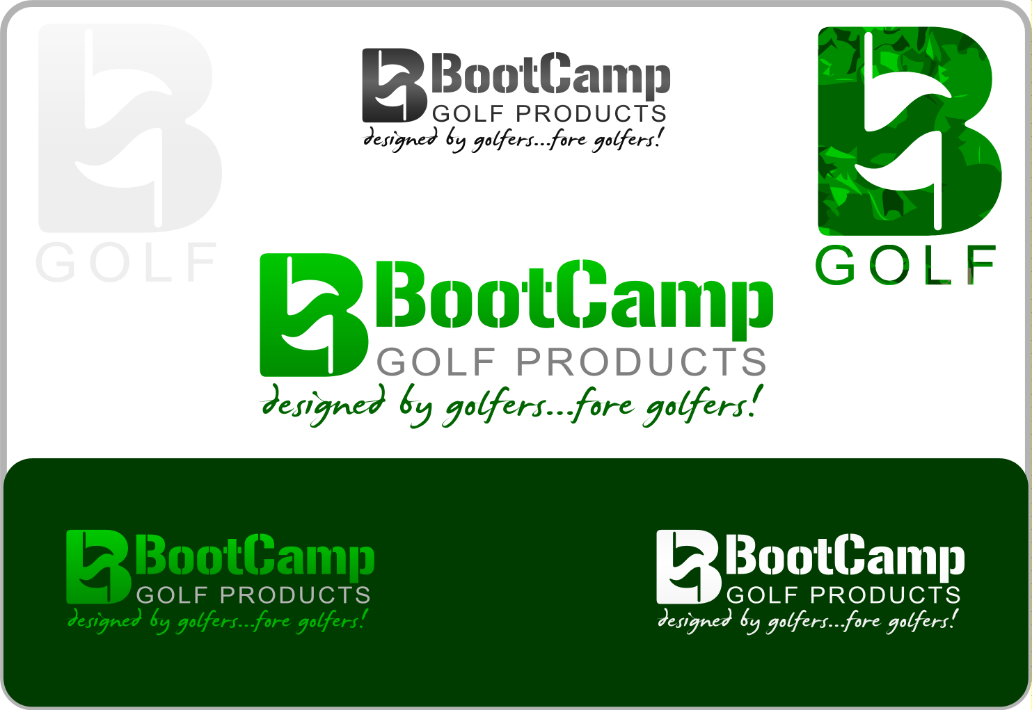 Boot Camp Golf Products needs a new logo