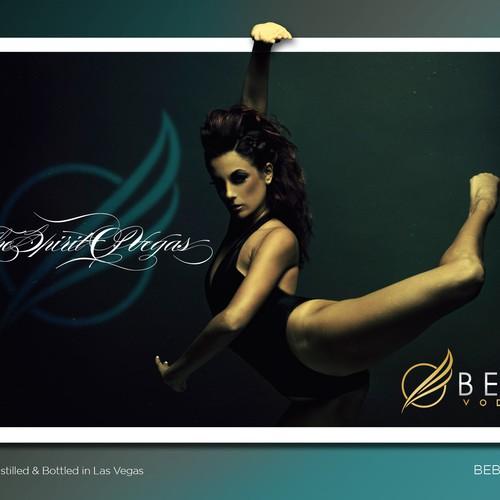 Help BEBI Vodka LTD design our new ad campaign