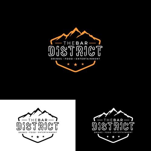 The Bar District Logo