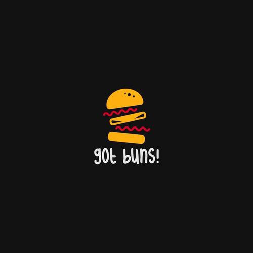 Got Buns! Logo
